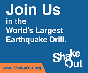 register for the great shakeout at shakeout.org