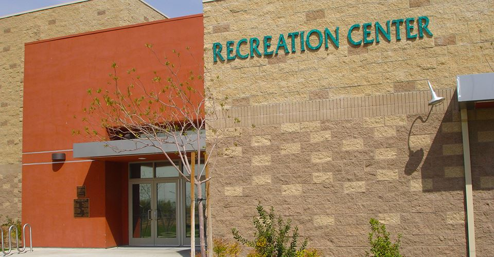 Recreation Center Outside