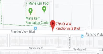 Rancho Vista Left Turn Restrictions