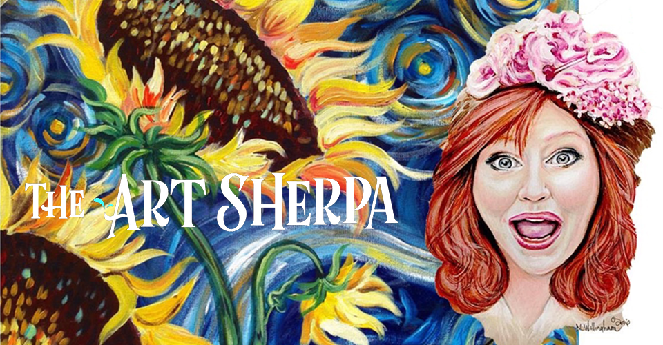 The Art Sherpa Logo