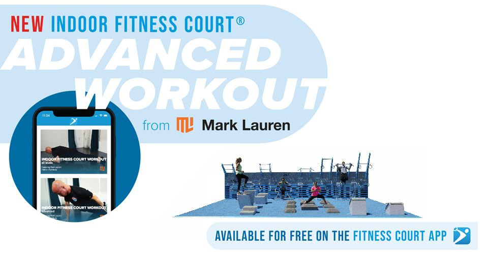 Advanced Workout with Mark Lauren - Virtual Fitness