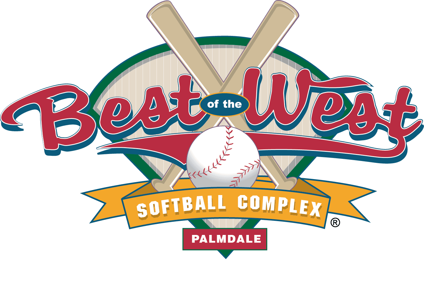 Best of the West Softball Complex logo
